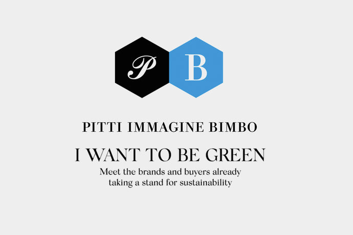 / SUSTAINABILITY: TALK FOR PITTI IMMAGINE BIMBO /