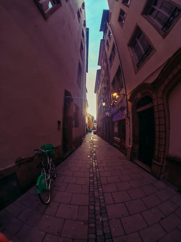 Super Fisheye Pro - Kinging It - Strasbourg
