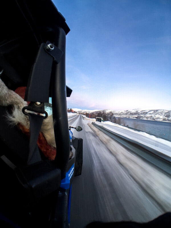 15 - Super Fisheye - Kinging It - Tromso