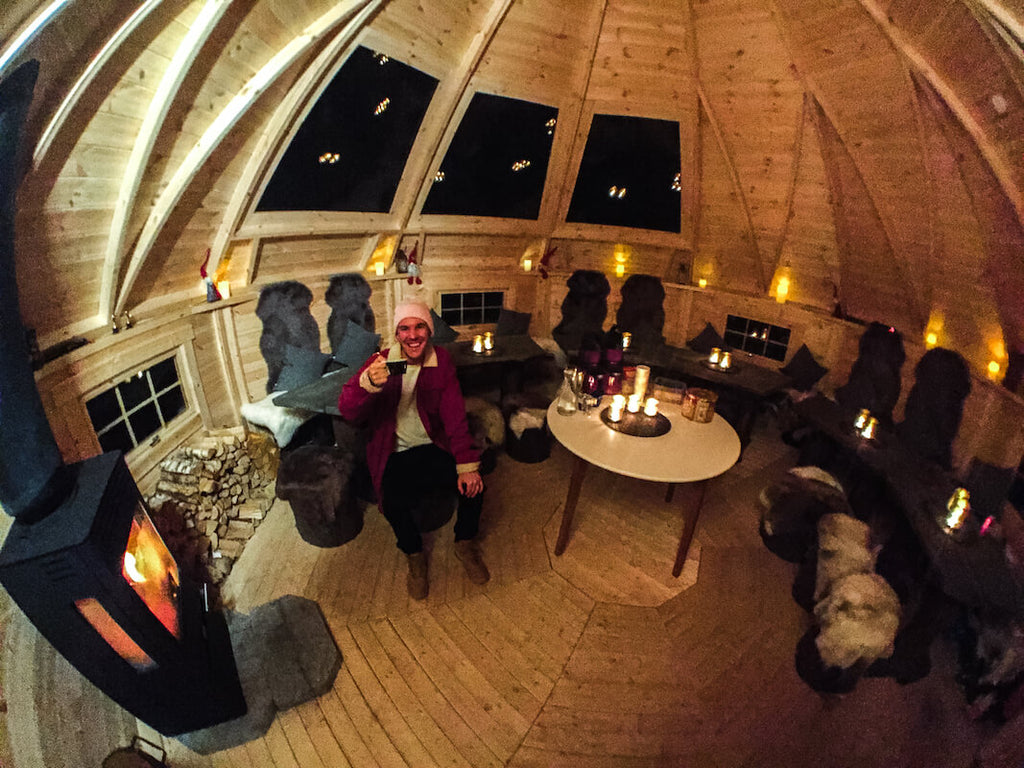25 - Super Fisheye - Kinging It - Tromso