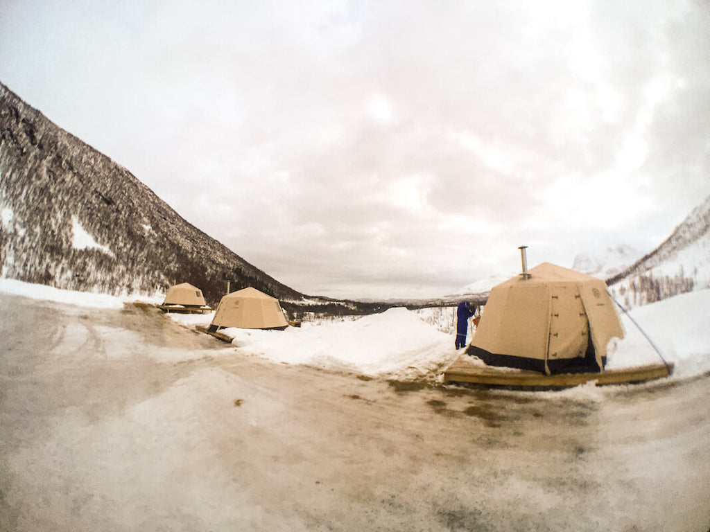 30 - Super Fisheye - Kinging It - Tromso