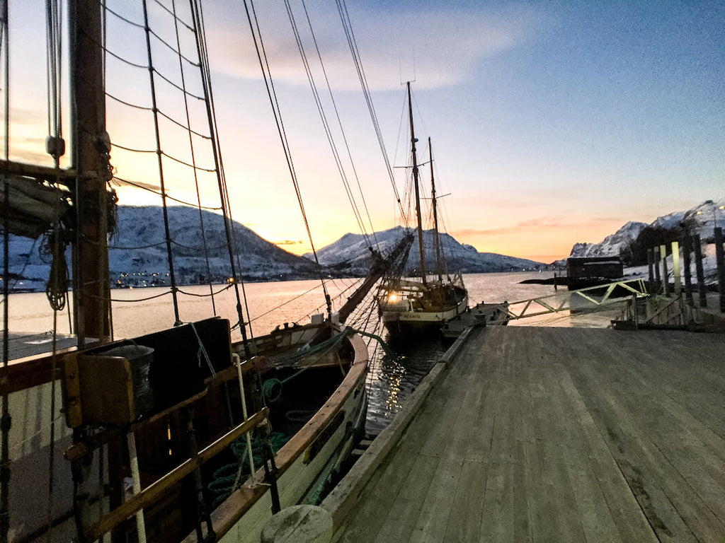 55 - Wide- Kinging It - Tromso