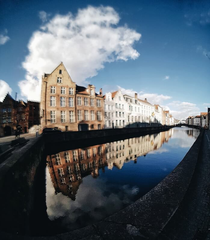 11. Super Fisheye Pro - Bruges - Touristy Advisor