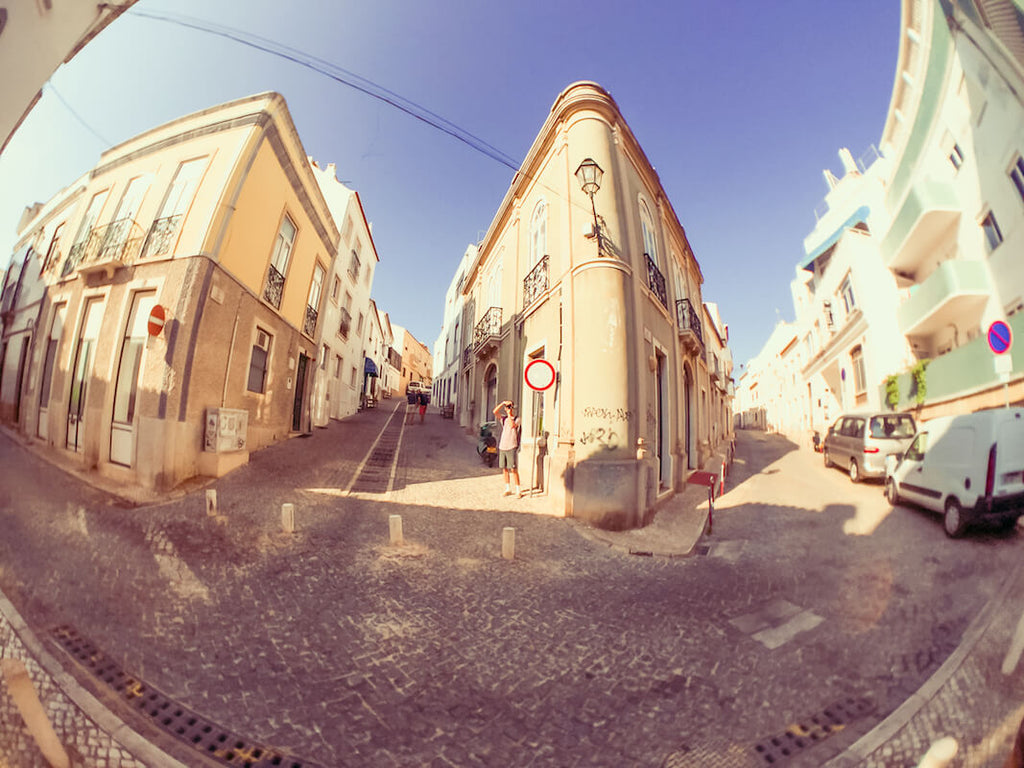 12 - Super Fisheye - Kinging It - Algarve