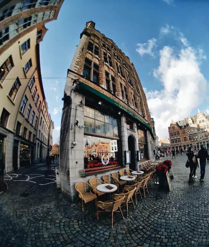 16. Super Fisheye Pro - Bruges - Touristy Advisor