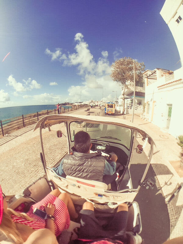 17 - Super Fish Eye - Kinging It - Algarve
