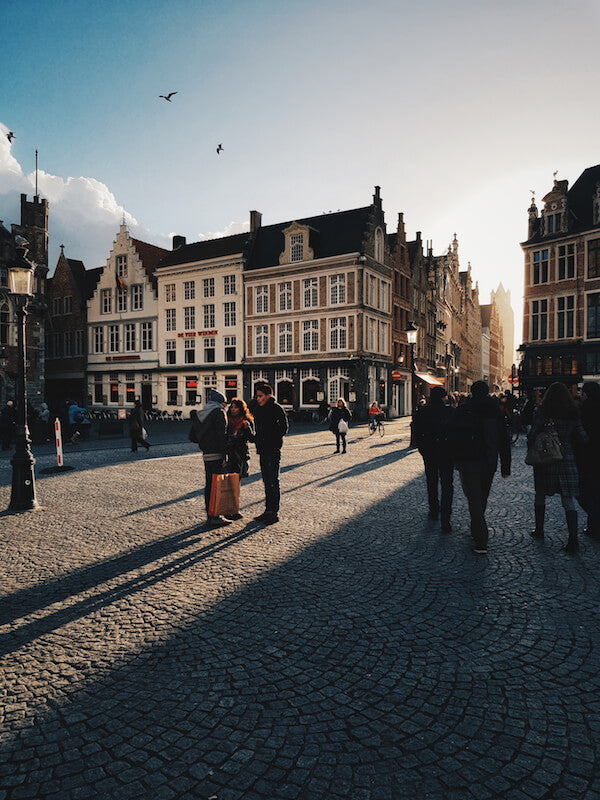 20. Galaxy S8 - Bruges - Touristy Advisor