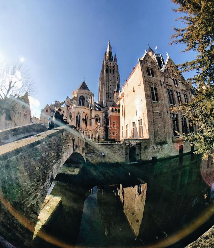 4. Super Fisheye Pro- Bruges - Touristy Advisor