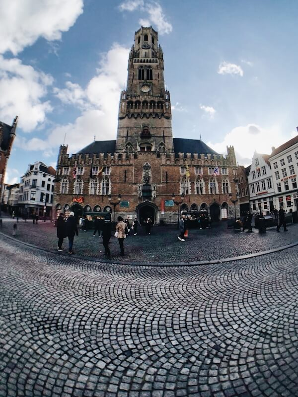 5. Super Fisheye Pro - Bruges - Touristy Advisor