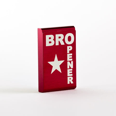 The Original BROpener Bottle Opener - BUY ONE GET ONE! QUANTITY 2 PER ORDER