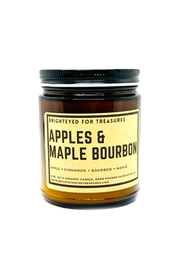Apples and Maple Bourbon