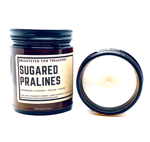 Sugared Pralines