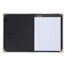 Load image into Gallery viewer, Samsill Padfolio, Black