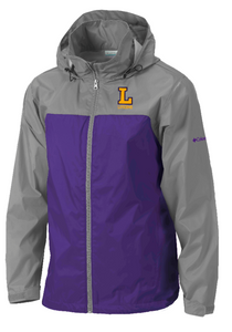 Columbia Men's Glennaker Lake II Jacket, Purple