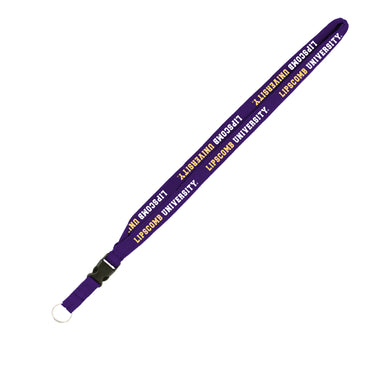 Spirit Products Berkeley Woven Lanyard, Purple