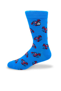 Sky Footwear Socks, Lobster