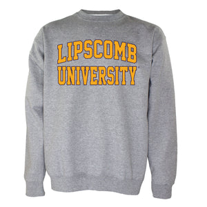 OnMission Core Cotton Crew Sweatshirt, Oxford