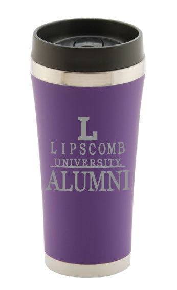 RFSJ Alumni JV Travel Tumbler, Purple