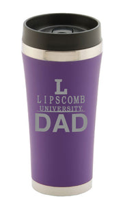 RFSJ Dad JV Travel Tumbler, Purple