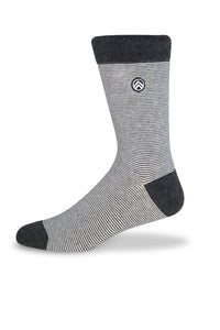 Sky Footwear Socks, Shades of Gray