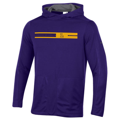 Under Armour Men's Phantom Hood, Purple
