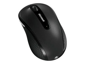 Tech Microsoft Wireless Mobile Mouse 4000, Black
