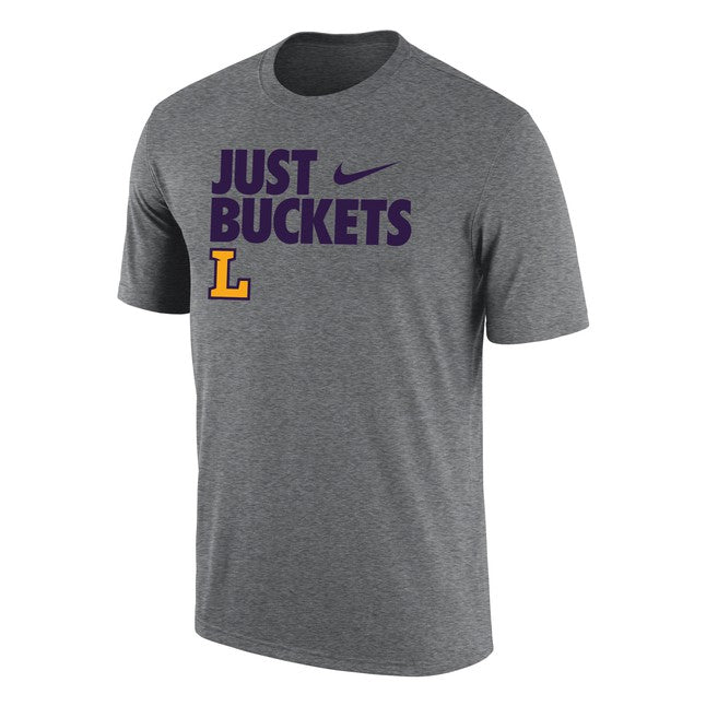Nike Men's Dri-Fit Hoops, Dark Heather
