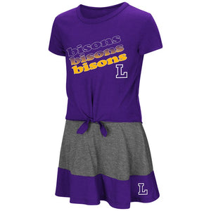 Colosseum Girls For-Ev-Er Short Sleeve and Skort