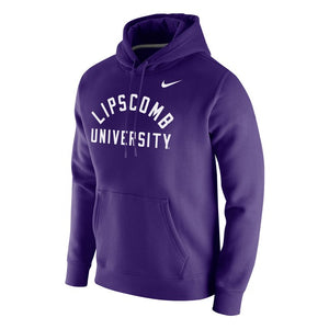 Nike Men's Club Fleece, Purple