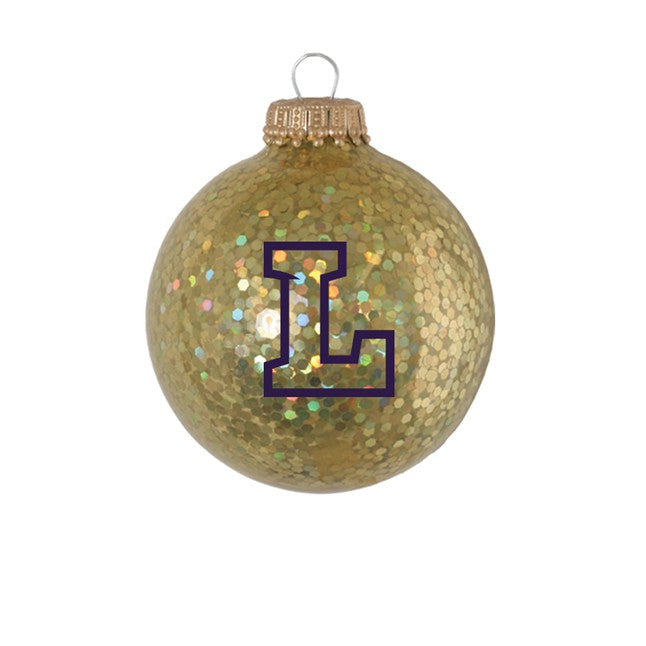 Spirit Products Glass Ball Ornament, Sparkle