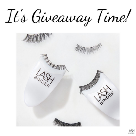 Lash Binder™'s First Giveaway!!