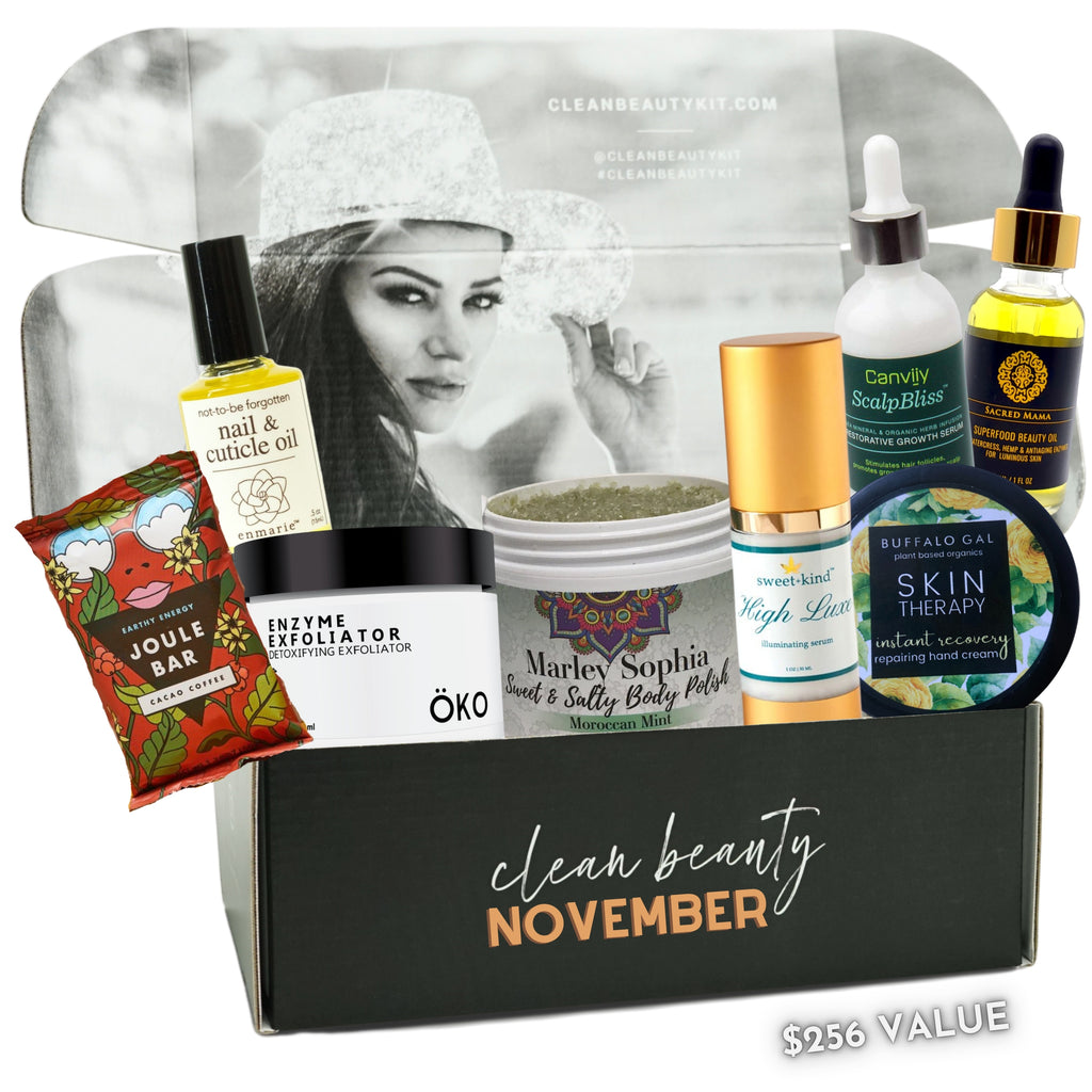 November Clean Beauty Kit