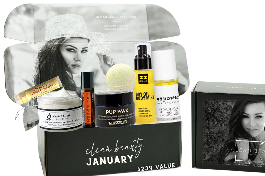 January Clean Beauty Kit
