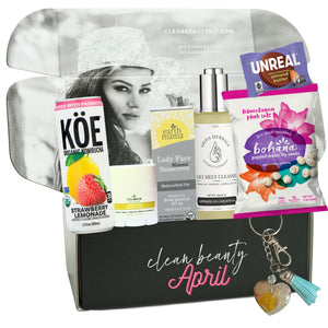 April Clean Beauty Kit