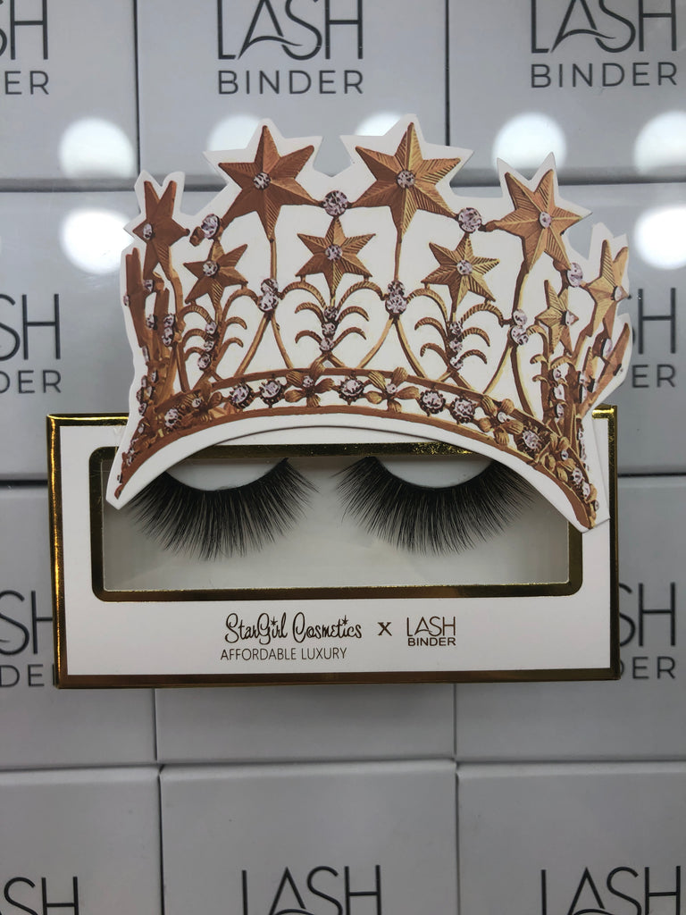 Lash Binder™ x Stargirl Cosmetics: Pretty Women Lashes