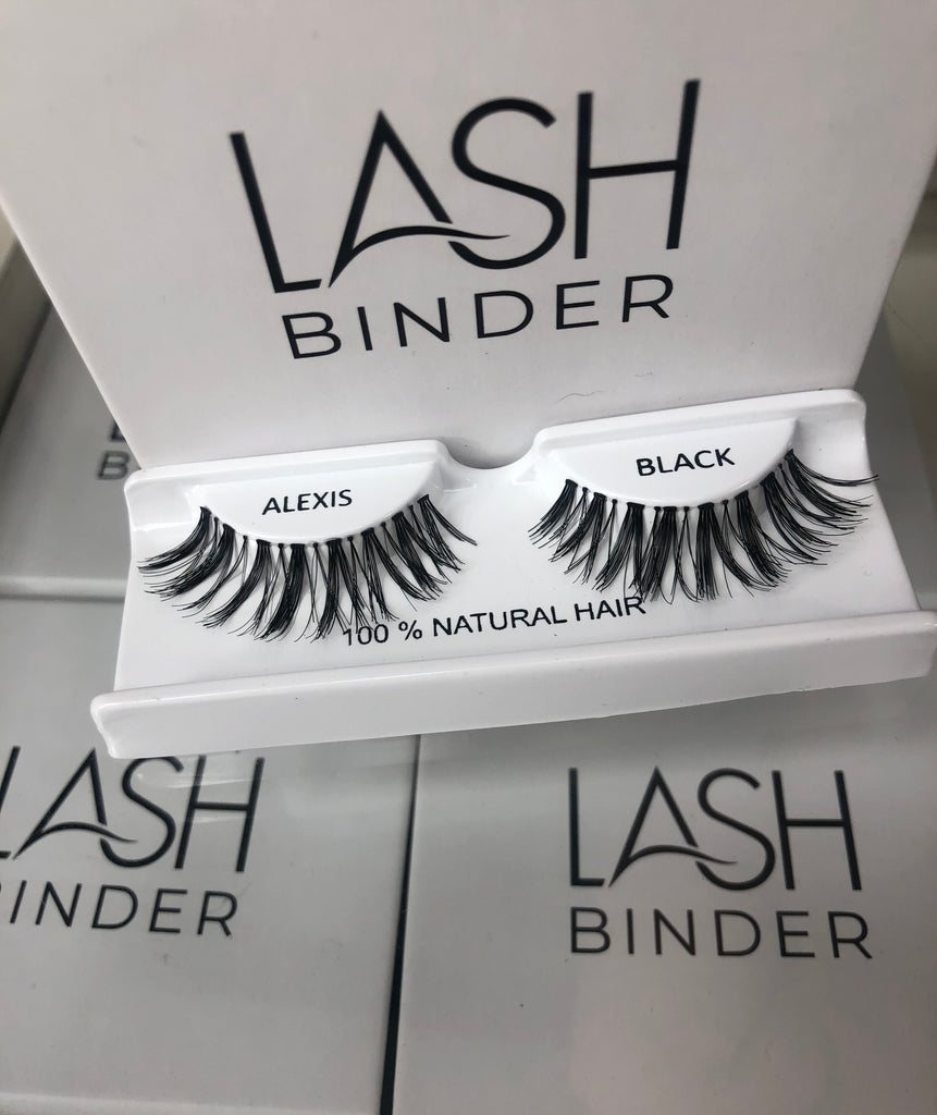 Cassandra's Favorite Natural Lashes