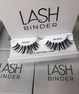 "Cassandra's Favorite Natural Lashes ""Alexis"""