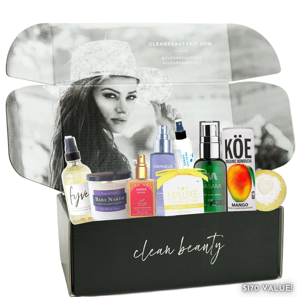 August CLEAN BEAUTY KIT™ by Cassandra McClure
