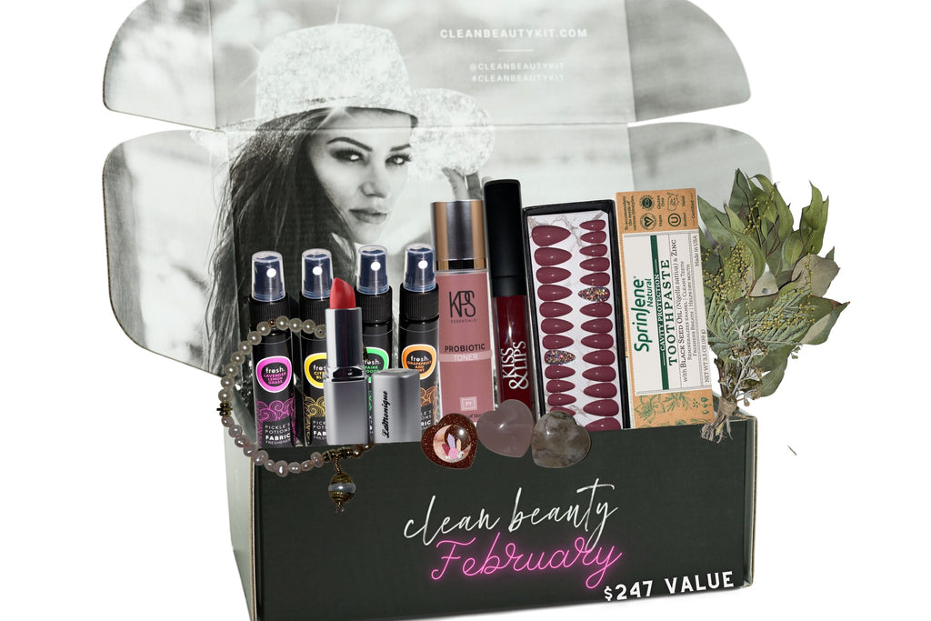 February Clean Beauty Kit