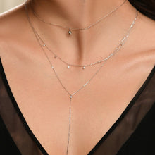 Load image into Gallery viewer, Mini Star Diamond Necklace