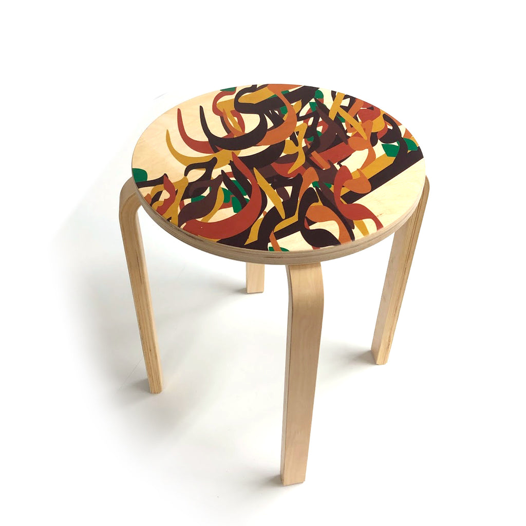 Gone with the wind Stool