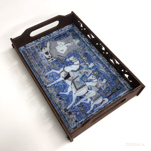 Glass Tray (Various Designs)