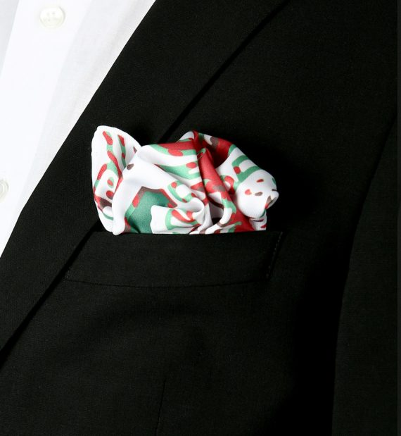 Shiraz Pocket Square