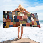 Gabbeh Beach Towel