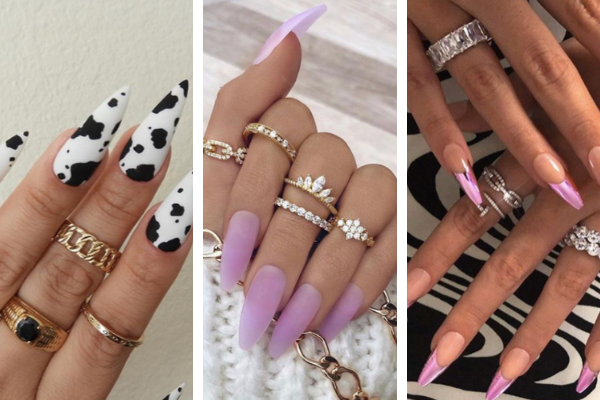Faking It: The Best Press-On Nails for An Instant Home Manicure