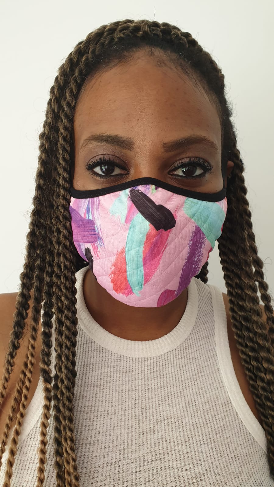 Paintspray Washable & Reusable Summer Face Mask