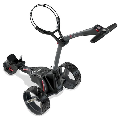 Motocaddy M1 DHC Electric Trolley 2020 - 36 Hole/Lithium Battery