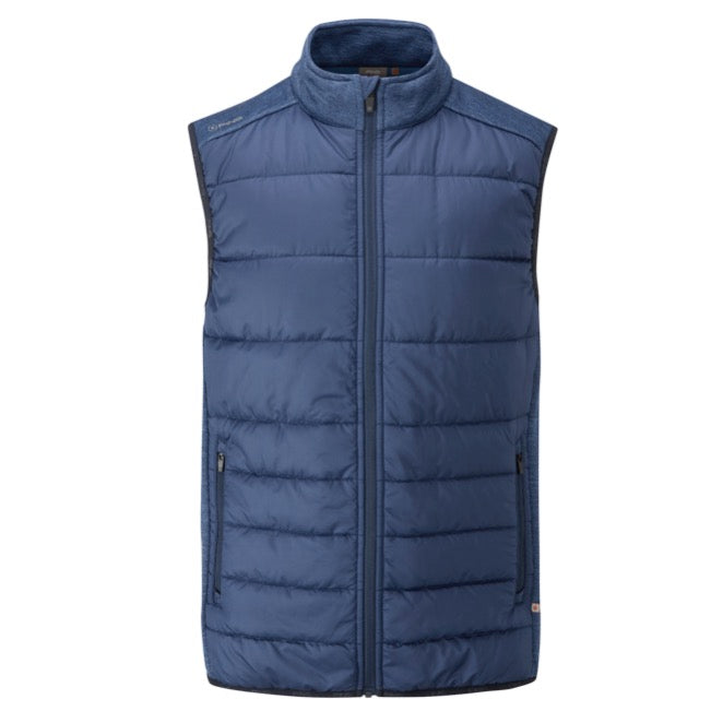 Ping Dover Thermal Wind Vest - Oxford Blue