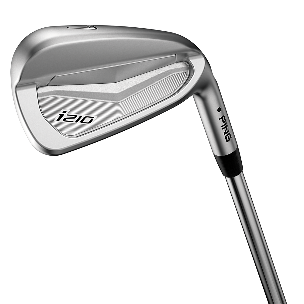 Ping i210 Irons, Steel Left Hand