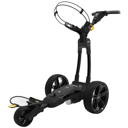 Powakaddy FX3 Electric Trolley 2020 - Black - 18 Hole/Lithium Battery
